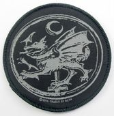Cradle of Filth - 'Order of the Dragon' Woven Patch